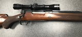 Griffin & Howe Winchester Model 70 Sporting Rifle.300 Weatherby. 1957 - 3 of 15