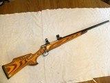 Winchester custom Model 70. Cal 225 Win.