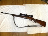 Winchester modell 88 pre 64 Cal. 308. with Leupold 3x9x40mm Vari X IIc scope.