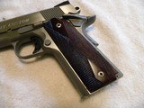 Colt 1911 Custom Combat Commander 45 match. stainless steel. - 19 of 20