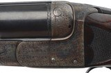 COGSWELL & HARRISON SY2 .400 DOUBLE RIFLE