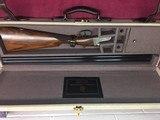 AYA Model 4/53 Deluxe 28 Gauge Boxlock Ejector Shotgun with Case