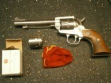 Ruger Single Six Stainless 1978