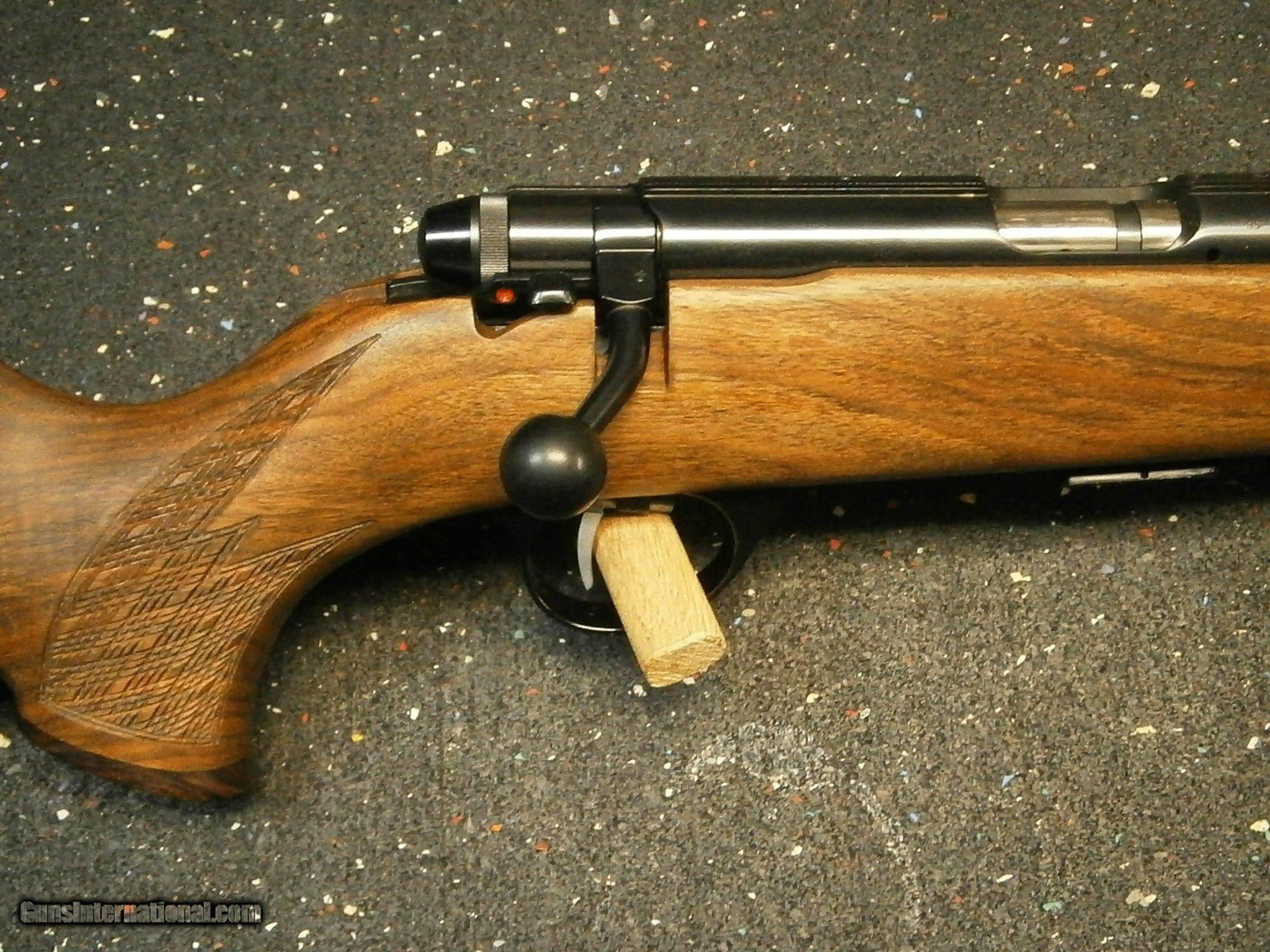 Anschutz Rifle