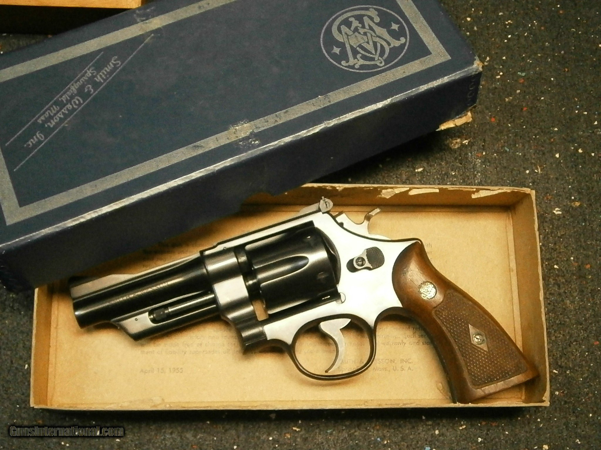 smith and wesson n frame serial numbers | Fachriframe co