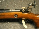Winchester 75 Target Grooved Receiver and Nice
