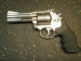 Smith and Wesson 686 No Dash 4 Inch SS .357