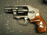 Smith and Wesson 43C .22 Air Lite (No Lock)