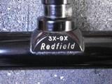 Vintage Redfield Wide-Field 3X9 with Rangefinder