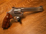 Smith and Wesson 617 No Dash 6 Inch