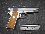 Colt Combat Commander 1911 9MM from the 70's