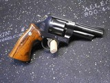 Smith and Wesson 28-2 .357 4 inch Barrel - 1 of 17
