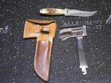 Case USA Stag Knife/Hatchet Combo - 1 of 15