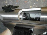 Ruger MKII Stainless Steel 5 1/2 inch Bull Barrel - 11 of 11