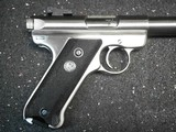 Ruger MKII Stainless Steel 5 1/2 inch Bull Barrel - 8 of 11