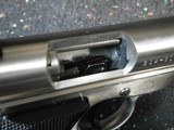Ruger MKII Stainless Steel 5 1/2 inch Bull Barrel - 10 of 11