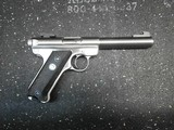 Ruger MKII Stainless Steel 5 1/2 inch Bull Barrel - 1 of 11