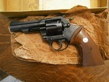 Colt Trooper III 357 Mag Original Box and Papers
