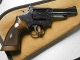 Smith and Wesson Combat Magnum (Pre model 19) 357 Magnum