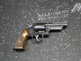 Smith and Wesson 28-2 Hi-way Patrolman Early and Minty