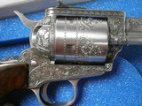 Freedom Arms 454 Casull Engraved WOW!