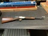 Winchester model 9422M Trapper 22 Magnum