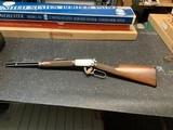 Winchester model 9422M Trapper 22 Magnum - 2 of 18