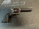 Colt New Frontier 22LR 4.4 Inch Peacemaker