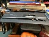 Remington 700 BDL Varmint SS Fluted .223