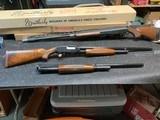 Winchester Model 12 Pre-war Skeet 2 Barrel Set