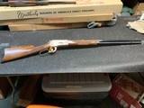 Browning 1886 Hi-grade 45-70 Rifle - 1 of 19