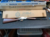 A. Uberti Scout 22 LR Lever Action