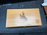 Colt Frontier Scout Wyoming Commemorative - 1 of 11