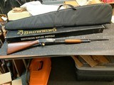 Winchester 42 Rare English Stock Field