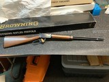 winchester 9422 22lr first year