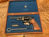 Smith and Wesson 27-2 6 Inch
