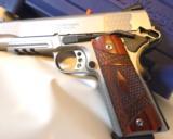 Smith & Wesson SW1911TA Enhanced Tactical .45ACP NIB - 11 of 12