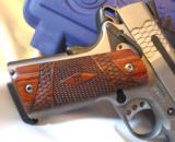 Smith & Wesson SW1911TA Enhanced Tactical .45ACP NIB - 2 of 12