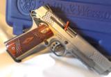 Smith & Wesson SW1911TA Enhanced Tactical .45ACP NIB - 1 of 12