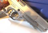 Smith & Wesson SW1911TA Enhanced Tactical .45ACP NIB - 5 of 12