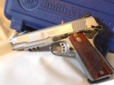 Smith & Wesson SW1911TA Enhanced Tactical .45ACP NIB - 4 of 12