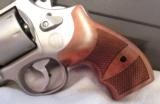 Smith & Wesson Performance Center 627 .357MAG/.38+P 8-shot SS Wood Grips - 6 of 11