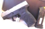 Taurus PT111 Millenium G2Stainless 9mm Polymer New! - 4 of 9