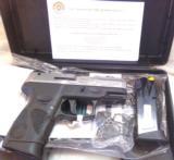 Taurus PT111 Millenium G2Stainless 9mm Polymer New! - 5 of 9