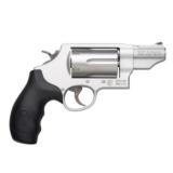 SMITH & WESSON GOVERNOR SILVER EDITION 410GA/45ACP/45LC NEW! - 1 of 5