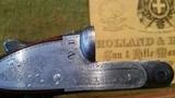 Holland & Holland superb original Sidelock No. 2 in 12 gauge - 15 of 15