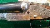 James Woodward & Sons 12 gauge Sidelock Ejector, antique & exceptional English gunmaker. - 3 of 14