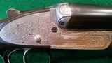 James Woodward & Sons 12 gauge Sidelock Ejector, antique & exceptional English gunmaker. - 6 of 14
