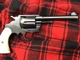 "Colt 32-20 with 5"" barrel and beautiful pearls - 2 of 11"