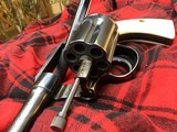 "Colt 32-20 with 5"" barrel and beautiful pearls - 7 of 11"